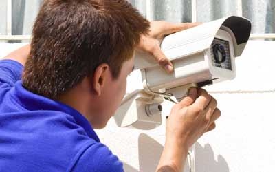 CCTV Camera and Security System Installation